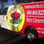 Taco Guy Catering Van