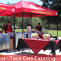 Taco Cart Catering