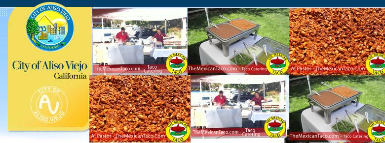 Taco Catering Aliso Viejo   The Mexican Taco Catering