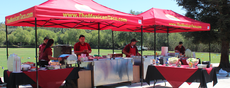 The Mexican Taco Catering   Mexican Food Catering   Orange